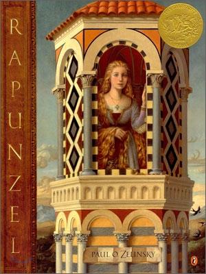 Rapunzel 표지