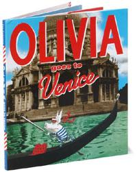 Olivia goes to Venice. [4]   표지