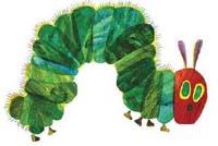 [노부영] The very hungry caterpillar    표지