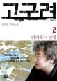고구려 : 김진명 역사소설. 1 : 도망자 을불