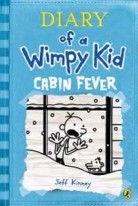 Diary of a Wimpy Kid #6: Cabin Fever (Hardcover) (윔피키드 6 : 머피의 법칙)