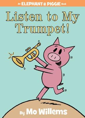 Listen to My Trumpet! 표지