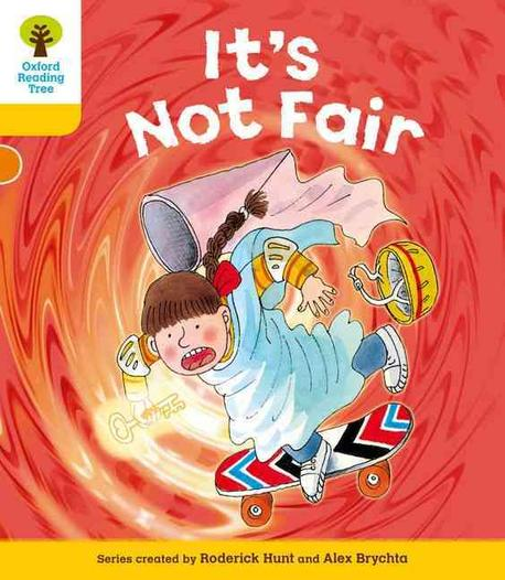It's Not Fair 표지