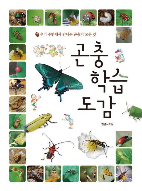 곤충 학습 도감 : 우리 주변에서 만나는 곤충의 모든 것