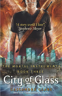 (City of Glass) By Clare, Cassandra (Author) Paperback on (08 , 2010) (Mass Market Paperback) (Mortal Instruments #3)
