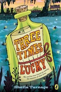 Three times lucky   표지