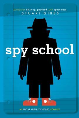 Spy school 표지