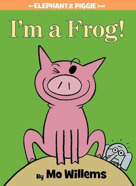I'm a Frog! 표지