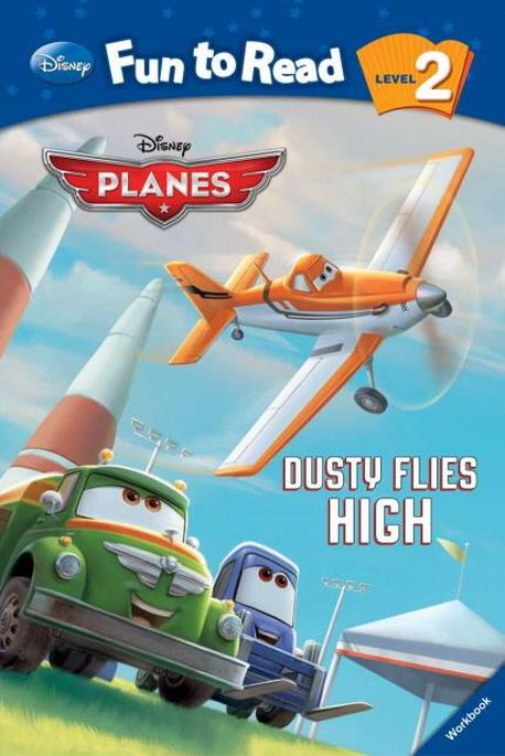 Dusty flies high : Planes