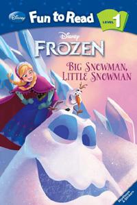 (Disney)Frozen : Big snowman, little snowman