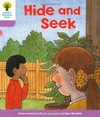 Hide and seek 표지
