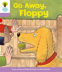 Go away, floppy 표지