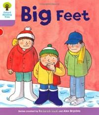 Big feet 표지