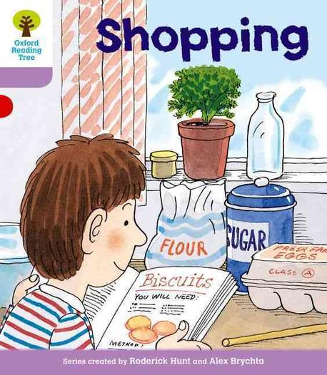 Shopping 표지