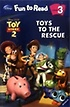 Toys to the Rescue : Disney·Pixar Toy story 2   표지