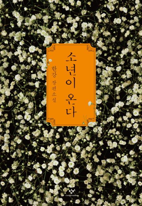 소년이 온다 : 한강 장편소설    표지