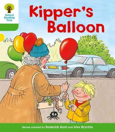 [상호대차 불가 도서] (Oxford Reading Tree :Stage 2-10) Kipper's Balloon    표지