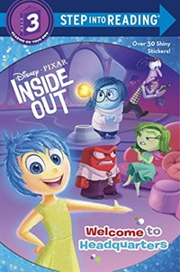 Inside Out Step Into Reading #2 (Disney/Pixar Inside Out) (Welcome to Headquarters)