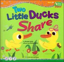 씽씽 영어 Story 20 Two Little Ducks Share