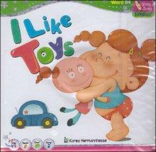 씽씽 영어 Word 04 I Like Toys