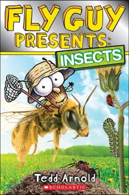 Fly guy presents. [15], Insects 표지