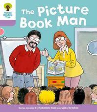 (The) picture book man 표지