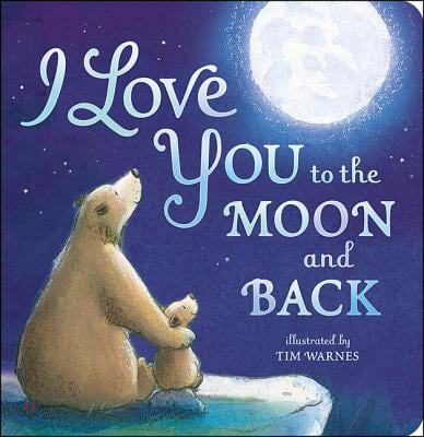 I love you to the moon and back 표지
