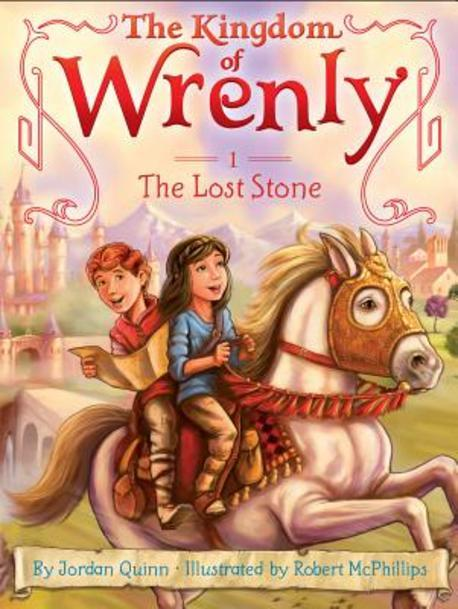 (The)kingdom of Wrenly. 1, (The)lost stone