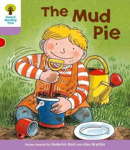 (The) mud pie 표지
