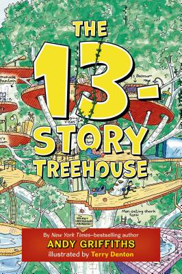 (The)13-Storey Treehouse 표지