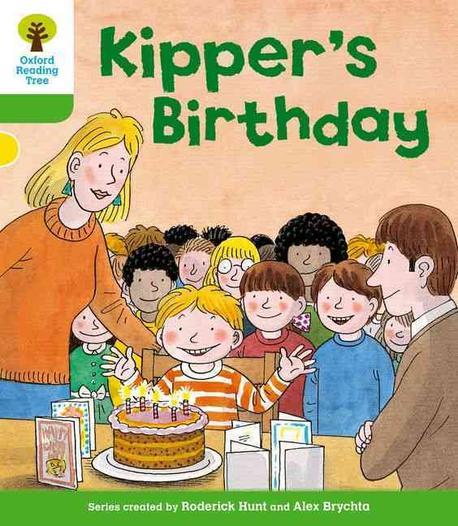 [상호대차 불가 도서] (Oxford Reading Tree :Stage 2-12) Kipper's Birthday    표지