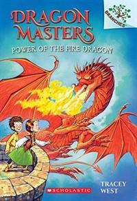 Dragon Masters. 4, Power of the Fire Dragon 표지