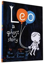 Leo: a ghost story 표지