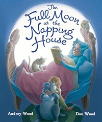 (The) Full Moon at the Napping House 표지