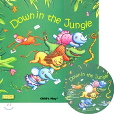 Down in the Jungle 표지