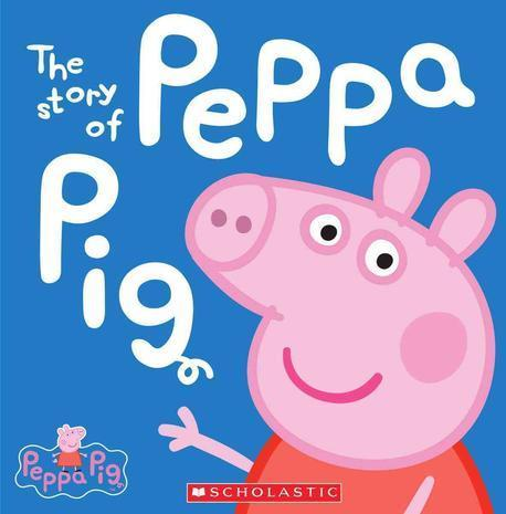 The Story of Peppa Pig 표지