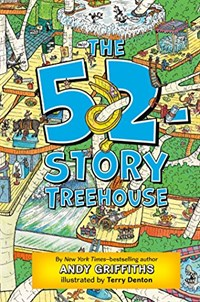 The 52-Story Treehouse    표지