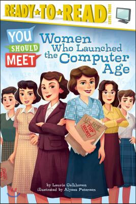 Women who launched the computer age 표지