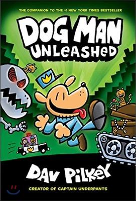 Dog man:. 2, unleashed