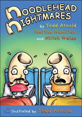 Noodleheads: Nightmares book 표지