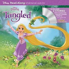 (Disney)Tangled 표지