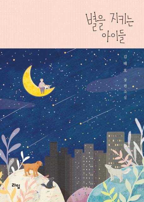 별을 지키는 아이들 : 김태호 장편소설 표지