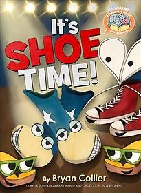 It's shoe time! 표지
