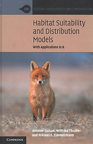 Habitat suitability and distribution models with applications in R