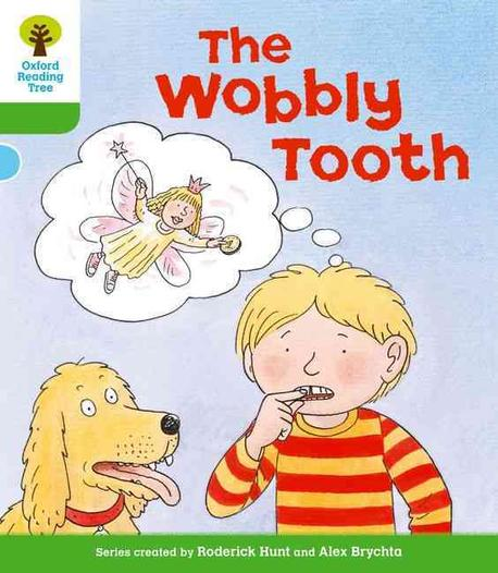 (The)Wobbly tooth 표지