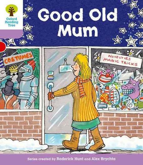 Good old mum 표지