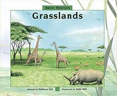 About habitats : grasslands