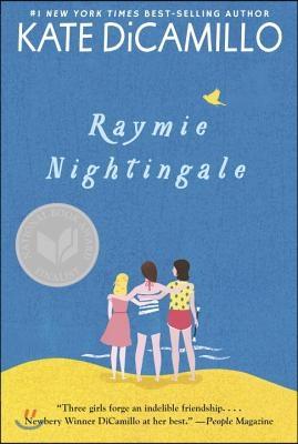 Raymie Nightingale 표지