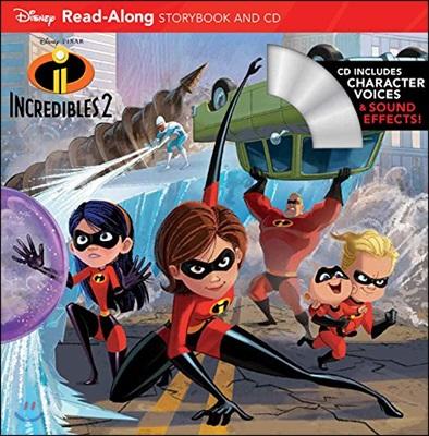(Disney)Incredibles. 2 표지
