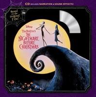 (Disney)Tim Burton's the nightmare before Christmas 표지